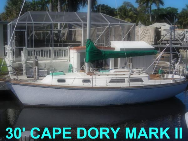 1987 Cape Dory Yachts Mark II