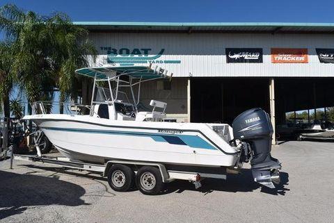 1999 Ranger 2550 sportfish cc