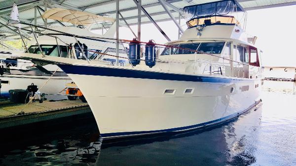 Used 1977 HATTERAS Motor Yacht, Gilbertsville, Ky - 42044 - BoatTrader.com