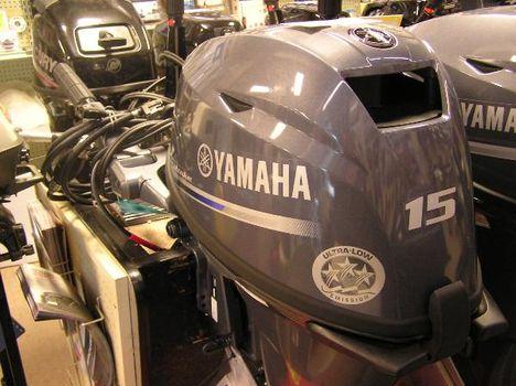 2014 Yamaha F15SEH