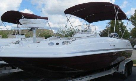 2017 Hurricane SS 231 OB