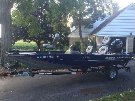 2014 Bass Tracker Pro Team 175TF