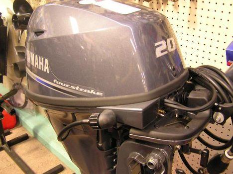 2013 Yamaha F20SEH