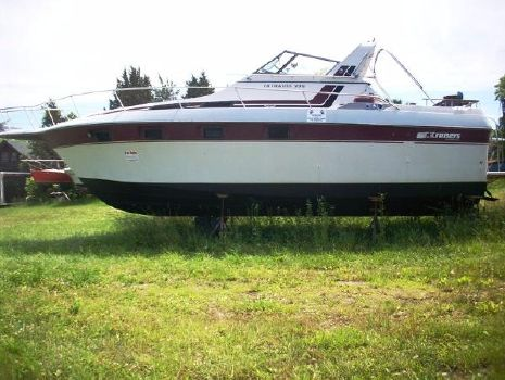 1984 Cruisers Ultra Vee 336 Port Side