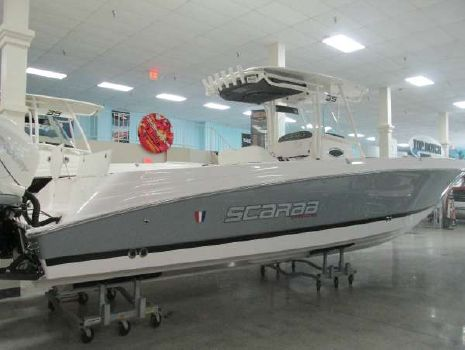 2015 Wellcraft 35 Scarab Offshore Sport