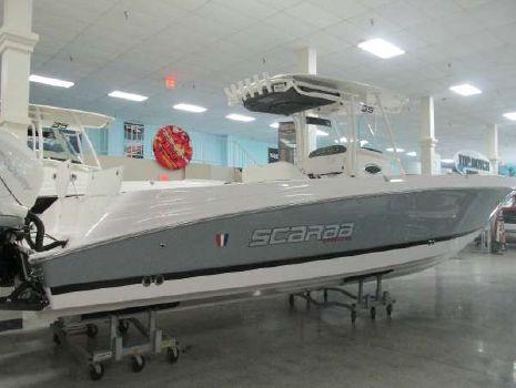 2015 Wellcraft 35 Scarab Offshore Sport