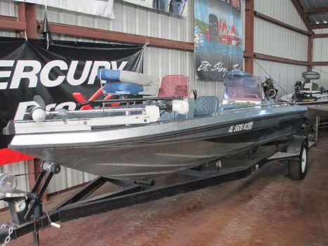 1986 Champion Boats SUPER V