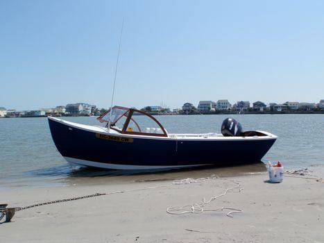 2003 Custom Simmons Sea Skiff