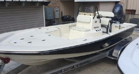 2017 Frontier Boats Frontier 2104