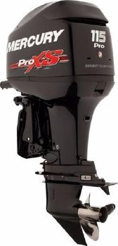 2017 Mercury Outboards 115 Pro XS