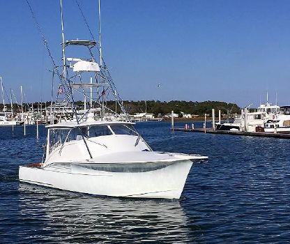 2003 Custom Carolina 40' Guthrie Express Sportfish