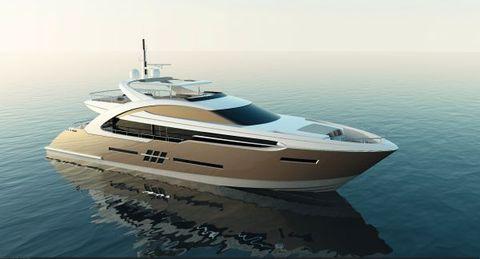 2016 DRETTMANN Motor Yacht