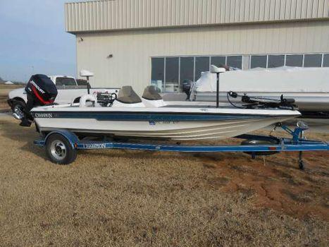 2001 Champion Boats 187 DC