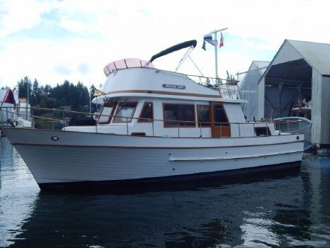 1979 North Sea Trawler 37