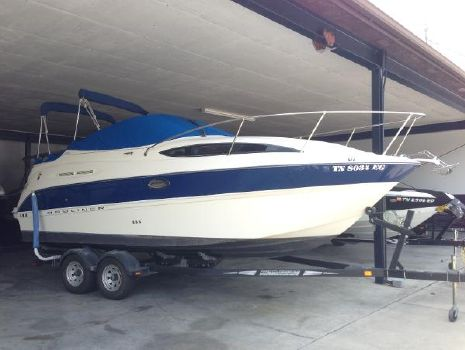 2007 Bayliner 245 Cruiser STBD