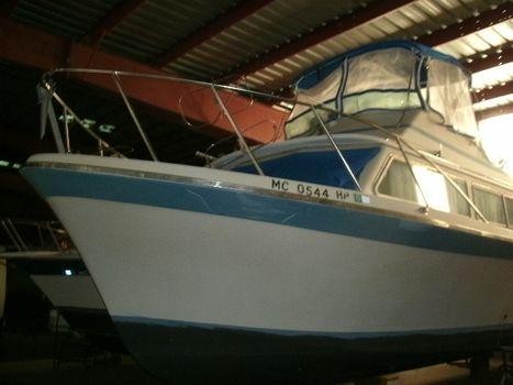 1971 Luhrs 32 SB