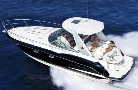 2014 Monterey 340 Sport Yacht Manufacturer Provided Image