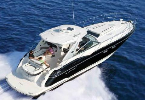 2015 Monterey 415 Sport Yacht Manufacturer Provided Image