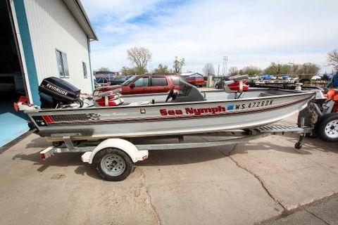 1993 Sea Nymph 161 Fishing Machine