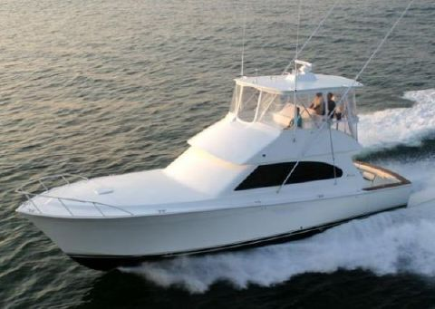 2015 Egg Harbor 50 Sport Yacht