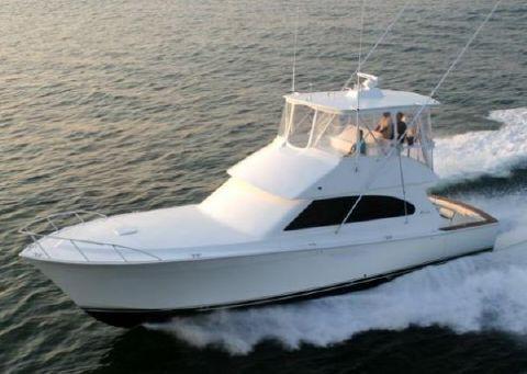 2015 Egg Harbor 50 Sport Yacht
