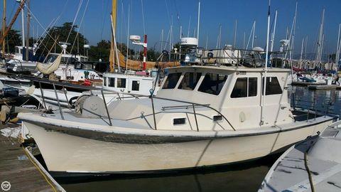 1983 JC TriToon Marine 31 1983 JC 31 for sale in Martinez, CA