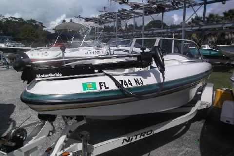 2006 Nitro 288 Sport Fish and Ski