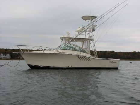 2007 Albemarle 310 Express Fisherman Portside