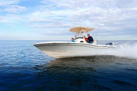 2017 Grady-White 251 Coastal Explorer