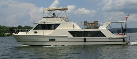 1987 Harbor Master 52 Coastal