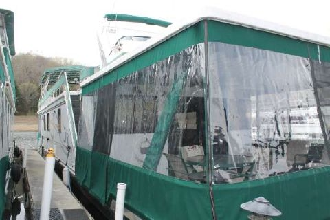 1993 Sumerset Houseboats 16x75 Widebody