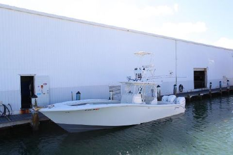 2007 Yellowfin 34 Offshore