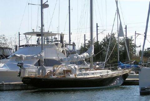 1975 Hinckley Bermuda 40 MK III