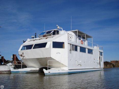 2008 Custom Catamaran 2008 Custom Built Catamaran for sale in Bay Point, CA
