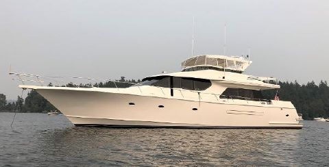 2000 West Bay Motor Yacht