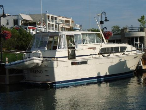 1975 Chris-Craft 410 Motor Yacht