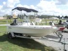 2008 SEA FOX 160 Center Console