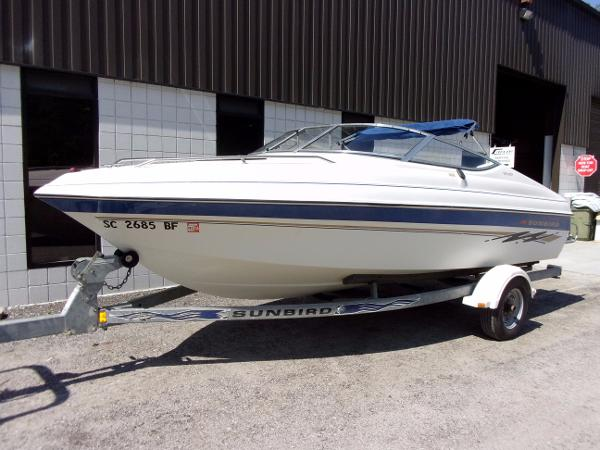 1998 sunbird 190 cuddy 19 foot 1998 sunbird motor boat for Used boat motors for sale in sc