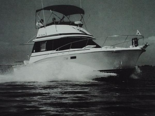 1978 Trojan 32 Sedan 32 Foot 1978 Trojan Fresh Water