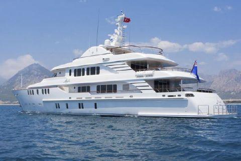 2011 Custom CMB Yacht (JFR)