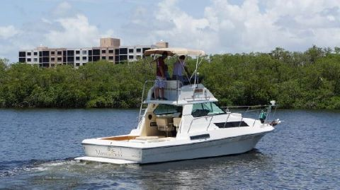 1990 Sportcraft Flybridge