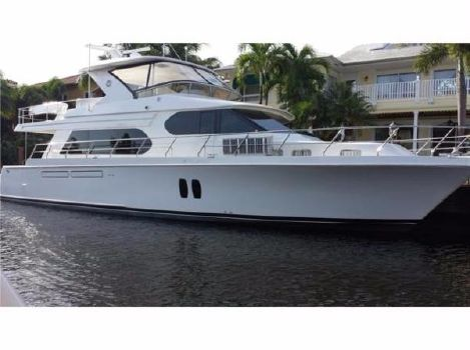 2012 Ocean Alexander Motor Yacht