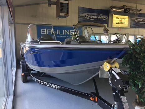2016 Crestliner 1950 Sportfish SST