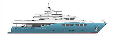 2016 RMK Marine 126 RMK Motoryacht