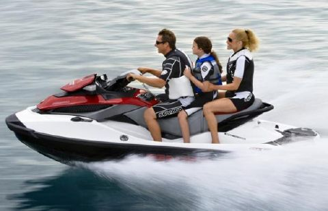 2010 Sea-Doo GTX 155 Manufacturer Provided Image