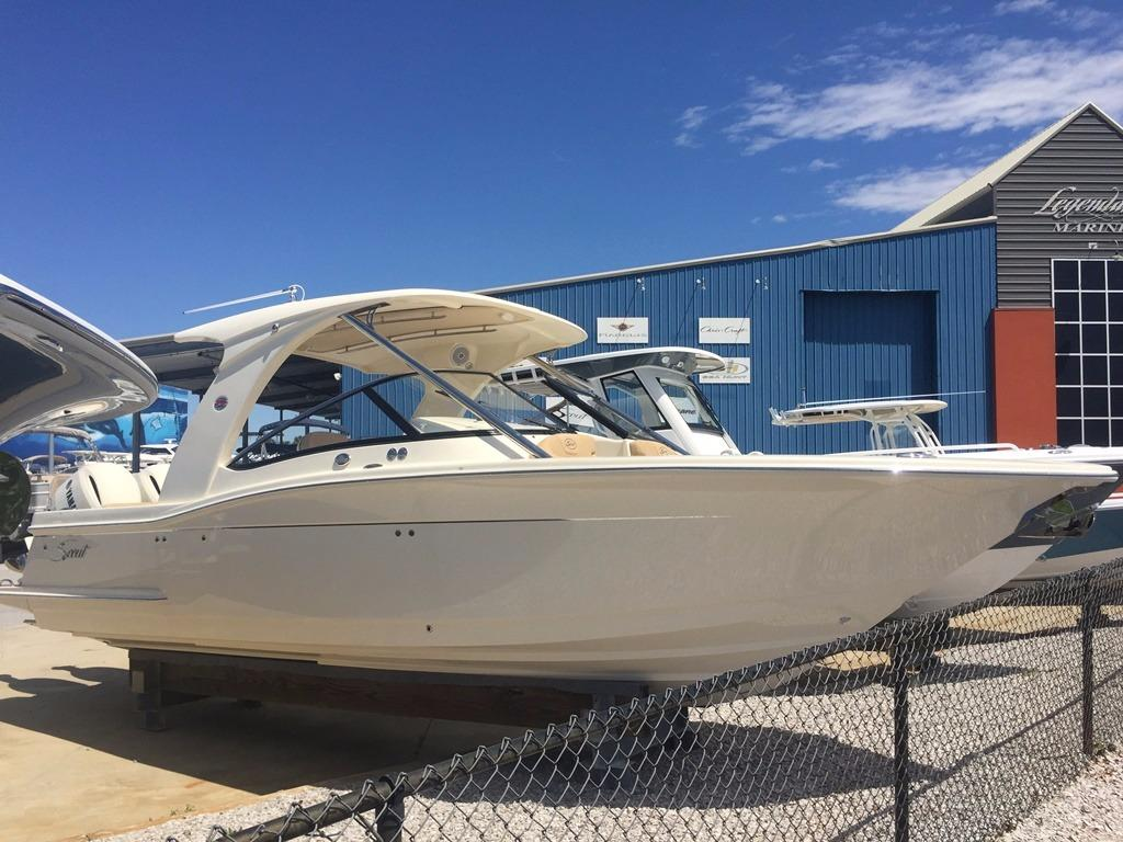 2016 scout boat company 275 dorado 27 foot 2016 scout for Used boat motors panama city fl