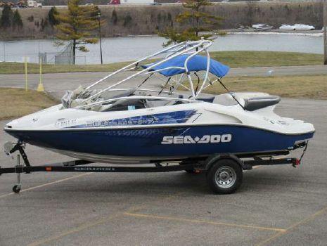 2007 Sea-Doo 200 Speedster