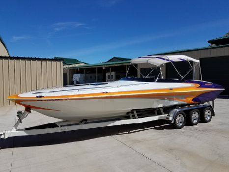 2005 Howard Custom Boats 28 Bullet