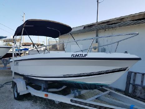 1997 SPORTCRAFT 160 Fishmaster