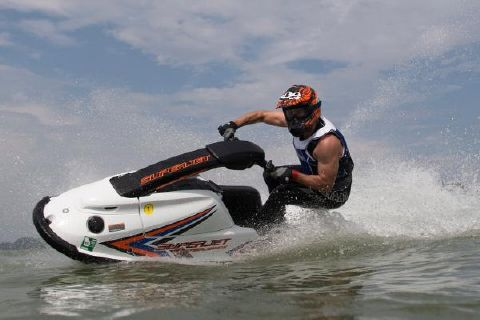 2016 Yamaha Waverunner SuperJet Manufacturer Provided Image